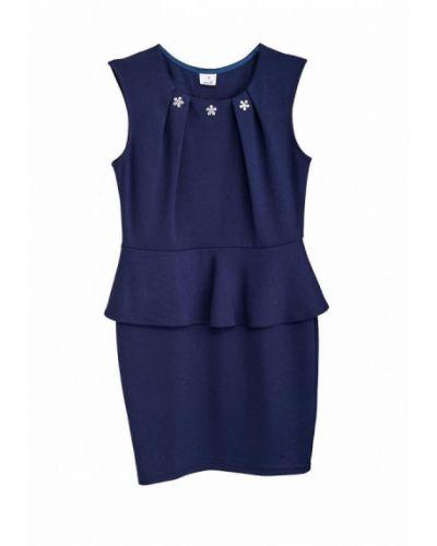 Платье синий Sfn