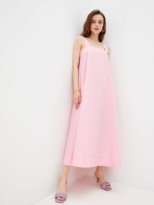 Розовое сарафан Imperial