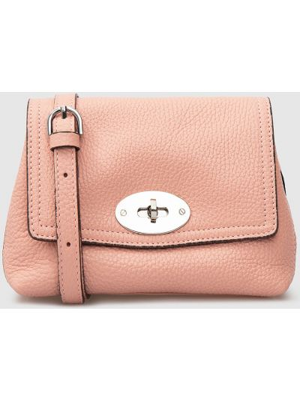 Кожаная сумка - розовая Gianni Notaro