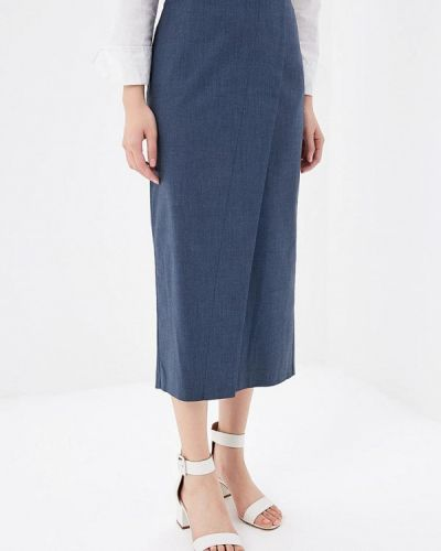 Синяя юбка весенняя Parole By Victoria Andreyanova