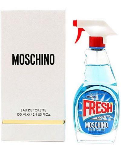 Базовая оранжевая кожаная туалетная вода Moschino