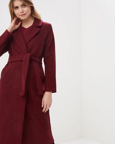 Пальто - красное Rosso-style