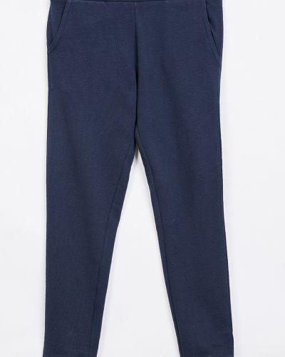 Брюки эластичные темно-синий Guess Jeans