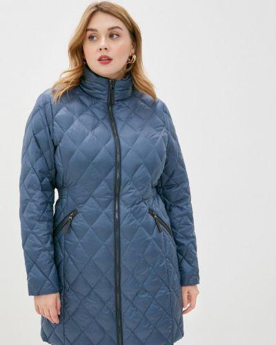 Теплая синяя утепленная куртка Marks & Spencer