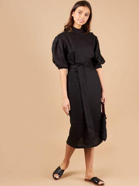 Платье миди на пуговицах 12storeez