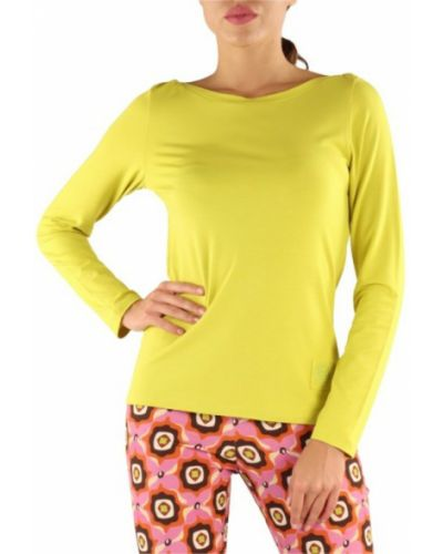 Żółta t-shirt Maliparmi