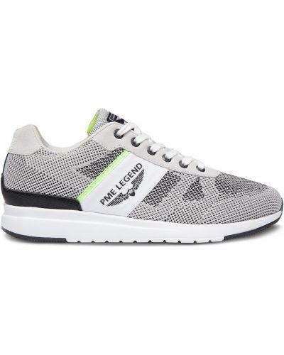 Szare sneakersy Pme Legend