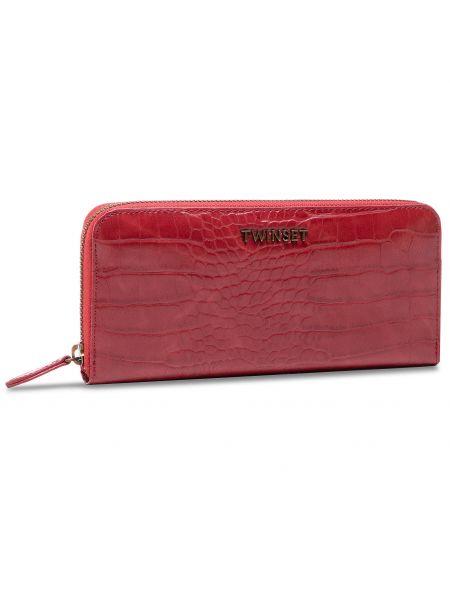 Czerwony portfel Twinset