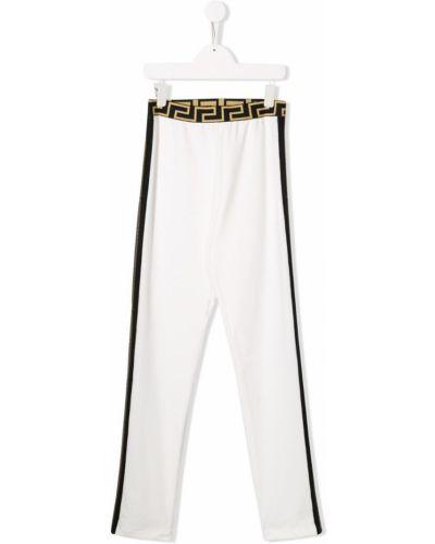 Леггинсы с поясом эластичный Young Versace