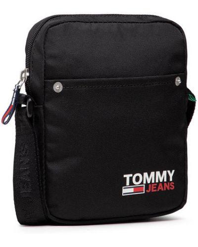 Czarna saszetka Tommy Jeans