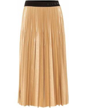 Pofałdowany spódnica Givenchy
