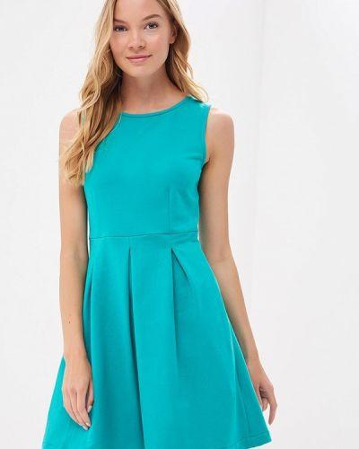 Зеленое платье весеннее Compania Fantastica