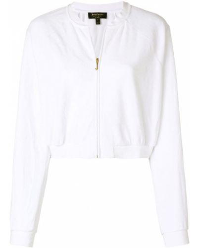 Велюровая спортивная куртка Juicy Couture