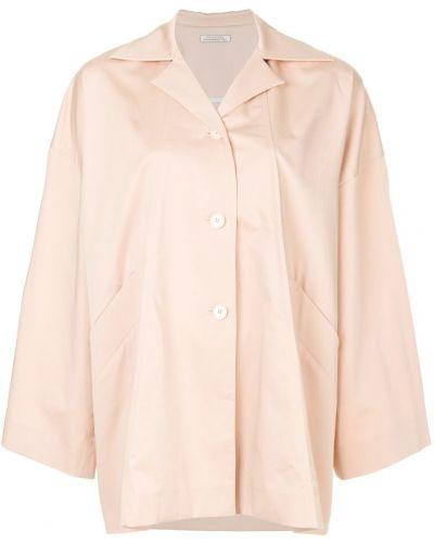 Длинное пальто расклешенное классическое Nina Ricci