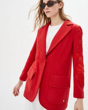 Пиджак - красный O&j