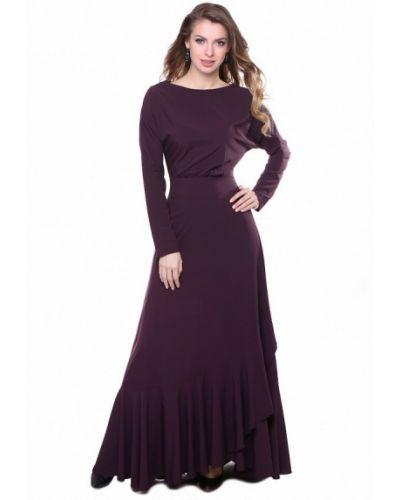 Фиолетовое платье весеннее Olivegrey