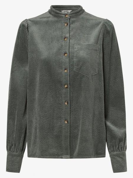 Zielona bluzka bawełniana Mbym