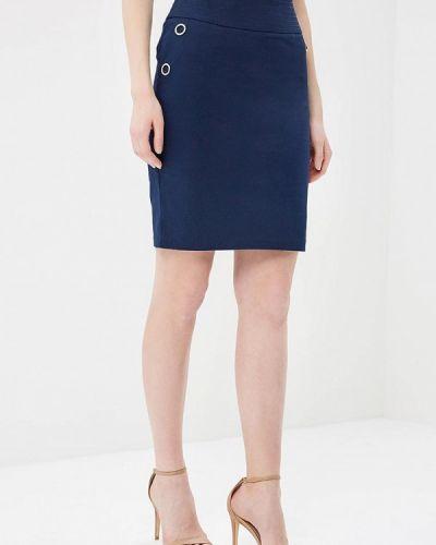 Синяя юбка Savage