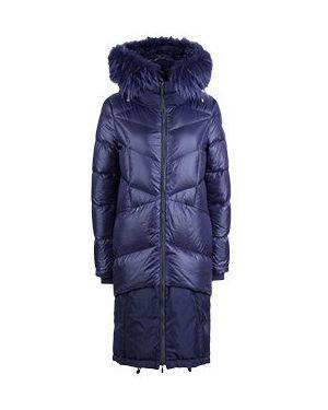 Куртка нейлоновая синий Diego M