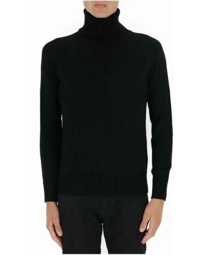 Czarny sweter Ballantyne