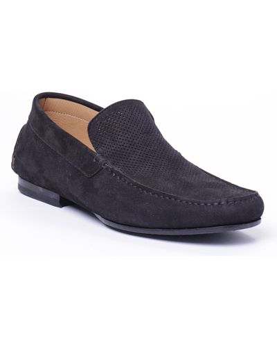 Кожаные туфли - черные Giovanni Conti