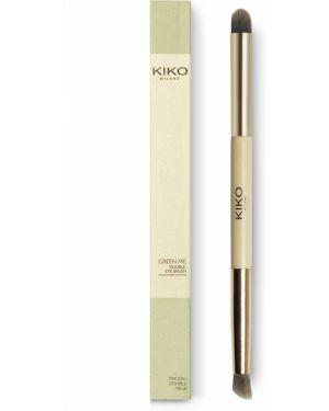 Кисть для макияжа для глаз двусторонняя Kiko Milano