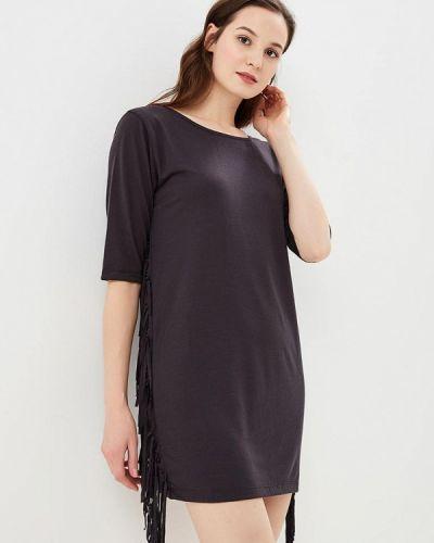Платье серое платье-сарафан Billabong