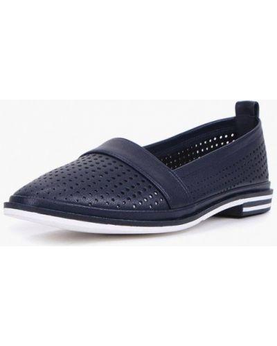 Кожаные туфли Alessio Nesca
