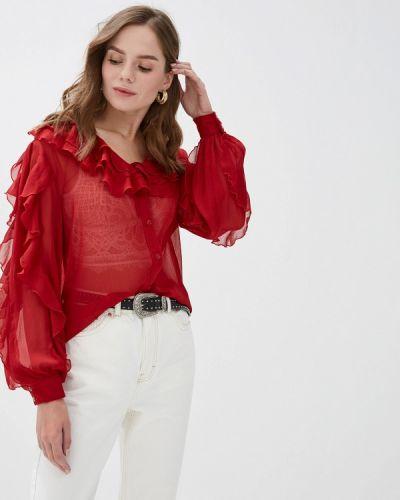 Блузка с рюшами турецкий Topshop