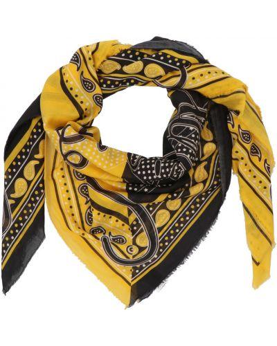 Żółty szalik Faliero Sarti