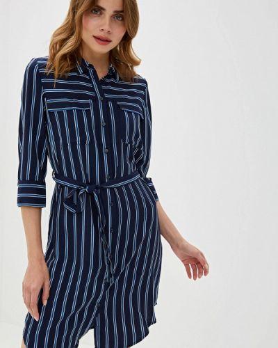 Платье - синее Iwie