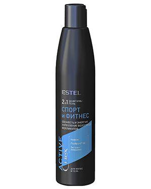 Шампунь для волос очищающий Estel