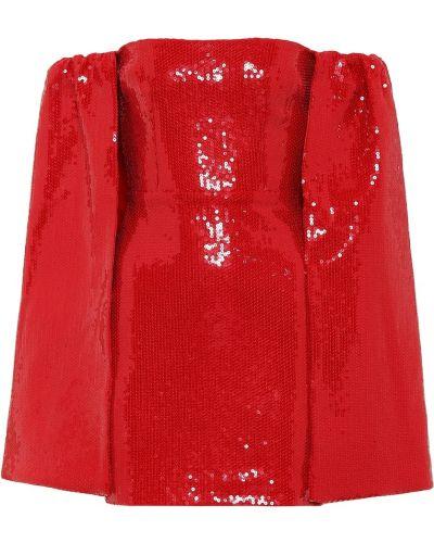Платье мини Alex Perry