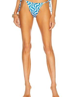 Niebieski bikini Aexae