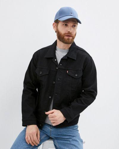 Черная джинсовая куртка Levi's®