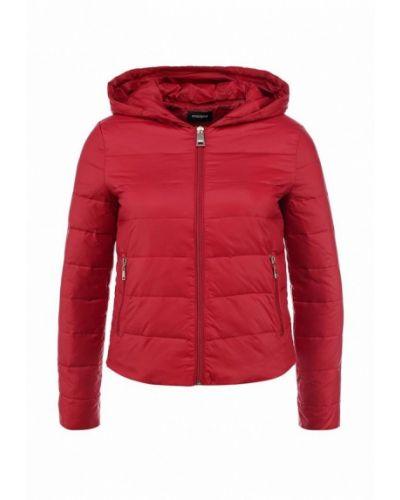 Зимняя куртка осенняя красная Motivi