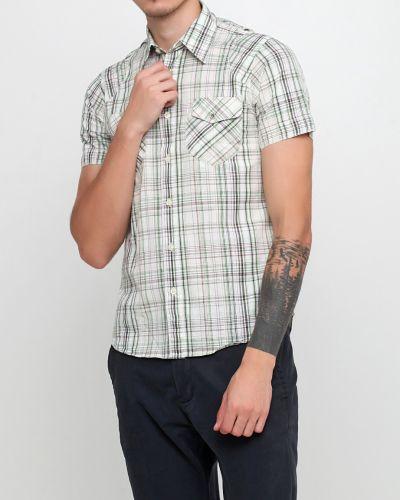 Рубашка - зеленая Cipo & Baxx