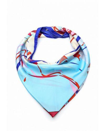 Голубой платок Eleganzza