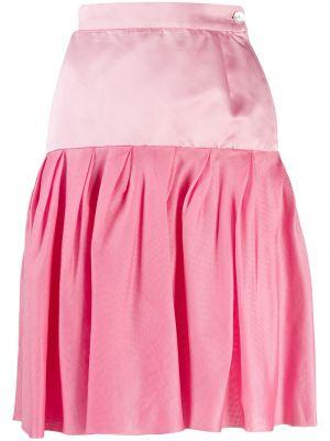 Плиссированная юбка винтажная Emanuel Ungaro Pre-owned
