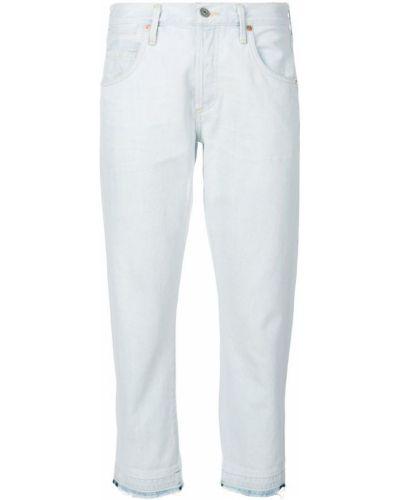 прямые укороченные джинсы Citizens Of Humanity