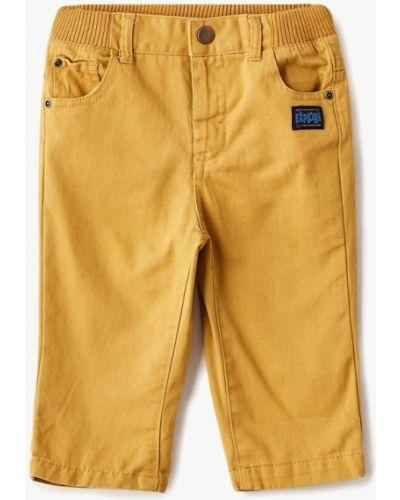 Желтые брюки Modis