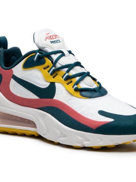 Buty sportowe casual - białe Nike
