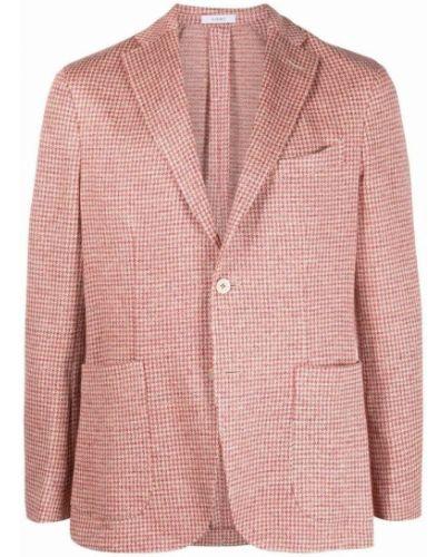 Różowa kurtka Boglioli