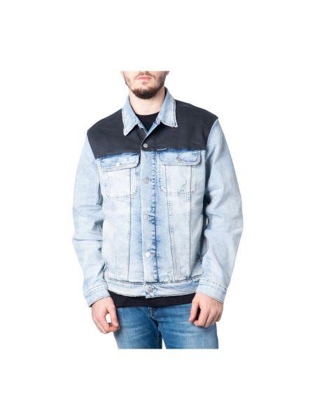Niebieska marynarka Calvin Klein Jeans