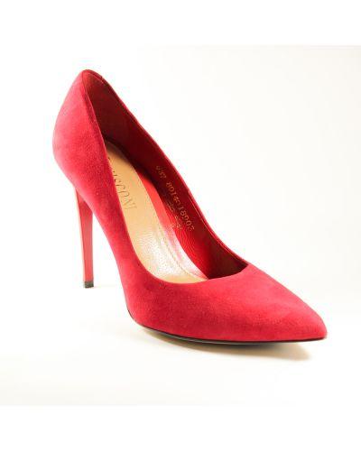 Туфли классические - красные Visconi