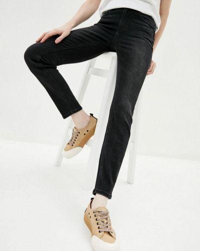 Черные джинсы-скинни узкого кроя Miss Sixty