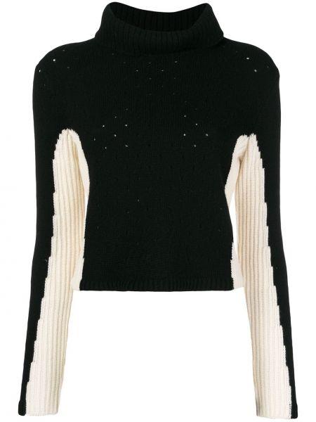 Черный свитер Cashmere In Love