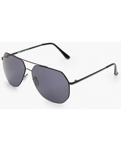 Солнцезащитные очки - черные Fabretti