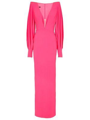 Różowa sukienka Alex Perry
