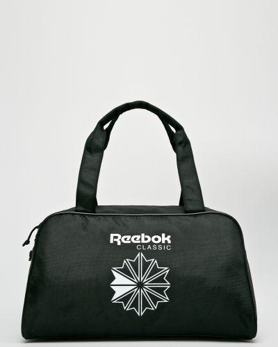 Сумка через плечо спортивная текстильная Reebok